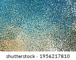 light blue  yellow vector... | Shutterstock .eps vector #1956217810