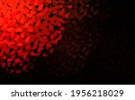 dark red vector background with ... | Shutterstock .eps vector #1956218029