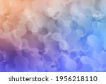 light blue  yellow vector... | Shutterstock .eps vector #1956218110