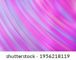 light pink vector abstract... | Shutterstock .eps vector #1956218119