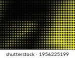 halftone background. halftone... | Shutterstock .eps vector #1956225199