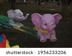 A Pink Elephant On A Carousel...