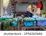 Kumbasari Market  Bali ...