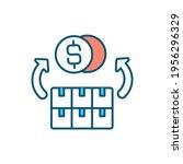 assets liquidation rgb color... | Shutterstock .eps vector #1956296329