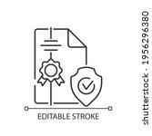 intellectual property broker... | Shutterstock .eps vector #1956296380