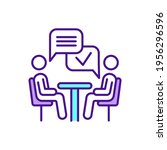 verbal communication skills... | Shutterstock .eps vector #1956296596