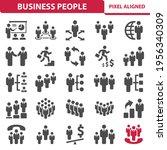 business people  businessman ... | Shutterstock .eps vector #1956340309