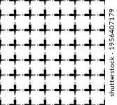 seamless modern pattern with... | Shutterstock .eps vector #1956407179