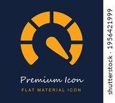 speedometer premium material ui ...