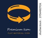 circular arrow premium material ...