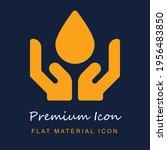 water drop premium material ui...