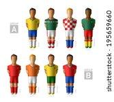 brasil 2014,campeonato de brasil,camerún,campeón,club de uniforme,colección,fútbol,botas de fútbol,campeonato de fútbol,jugador de fútbol.,futbolista.,portero,grupo un,grupo b,miniatura