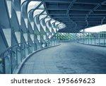 modern building structures  ... | Shutterstock . vector #195669623