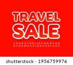 vector bright banner travel... | Shutterstock .eps vector #1956759976