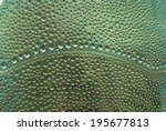 water drops wave | Shutterstock . vector #195677813