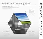 vector simple infographic... | Shutterstock .eps vector #1956850603