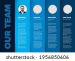 company team presentation... | Shutterstock .eps vector #1956850606