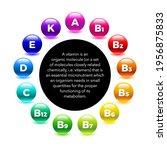 multi vitamin complex icons set....   Shutterstock .eps vector #1956875833