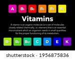 multi vitamin complex icons set....   Shutterstock .eps vector #1956875836