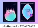 music fest set. fluid...   Shutterstock .eps vector #1956922609