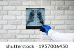 No Contamination Of The Lungs...