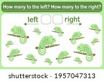 a logic game for kids called ... | Shutterstock .eps vector #1957047313