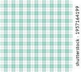 easter tartan plaid. scottish...   Shutterstock .eps vector #1957164199