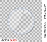 glass lens vector illustration | Shutterstock .eps vector #195726239
