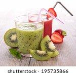 fruit juice | Shutterstock . vector #195735866