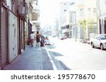 Streets Of Tel Aviv