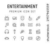 premium pack of entertainment...