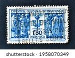 France   Circa 1931   Cancelled ...
