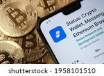 Status Crypto Wallet App Seen...