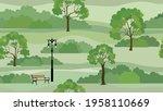 rural landscape background....   Shutterstock .eps vector #1958110669