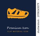 running shoe premium material...