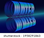 vector illustration depicting...   Shutterstock .eps vector #1958291863