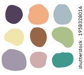 random organic shapes  abstract ...   Shutterstock .eps vector #1958328016