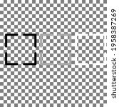resize or increase square...