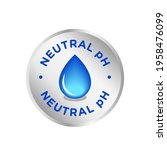 ph neutral balance vector icon  ...   Shutterstock .eps vector #1958476099