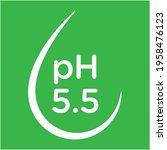 ph neutral balance vector icon  ...   Shutterstock .eps vector #1958476123