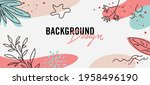 modern abstract elements set ...   Shutterstock .eps vector #1958496190