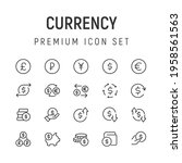 premium pack of currency line...