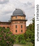 Small photo of POTSDAM, GERMANY - MAY 10, 2014: Michelson Haus at Leibniz Institute for Astrophysics