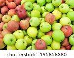 apple of many | Shutterstock . vector #195858380