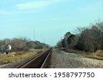 Railroad Track Corpus Christi...