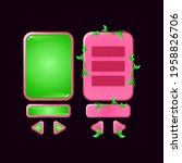 set of pink jelly jungle game...
