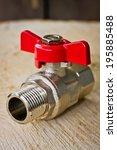 faucet | Shutterstock . vector #195885488