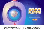 food planets website with...