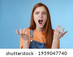 Outraged Freak Out Girlfriend...