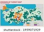 turkey economic geography map   ... | Shutterstock .eps vector #1959071929